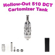 Hollow-Out 510 DCT Cartomizer Tank